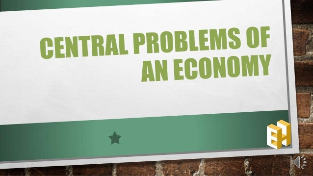 central problems of an economy A command economy is planned by a government to attain its societal goals a command economy is where a central government makes all economic decisions (source: john eatwell, murray milgate, peter newman, problems of the planned economy 1990 p 58.