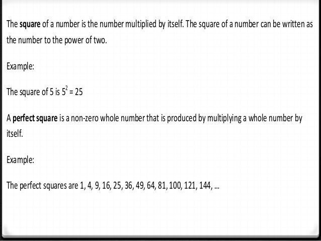 Common Worksheets squares from 1 to 100 Chapter 2 Squares, Square roots, Cubes and Cube roots