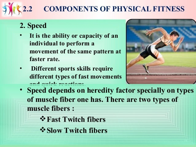 2 Components Of Physical Fitness