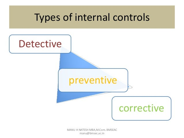 chapter 2 internal control