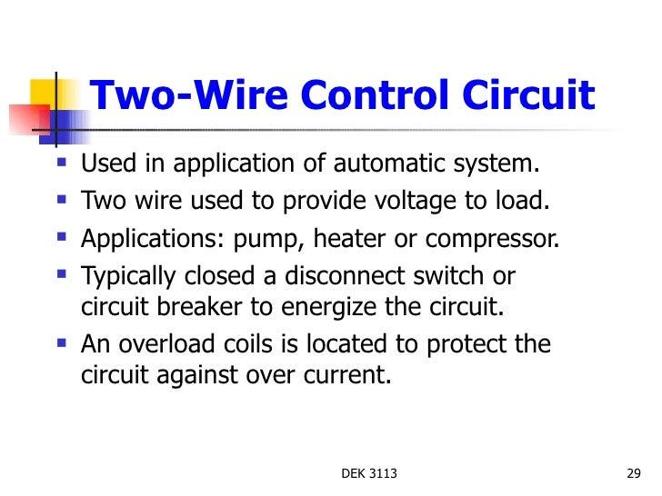 chapter 2 ladder rh slideshare net Basic Motor Control Circuit Radio Control Circuits