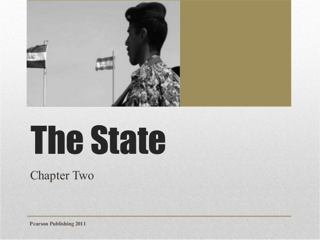 The State Chapter Two  Pearson Publishing 2011