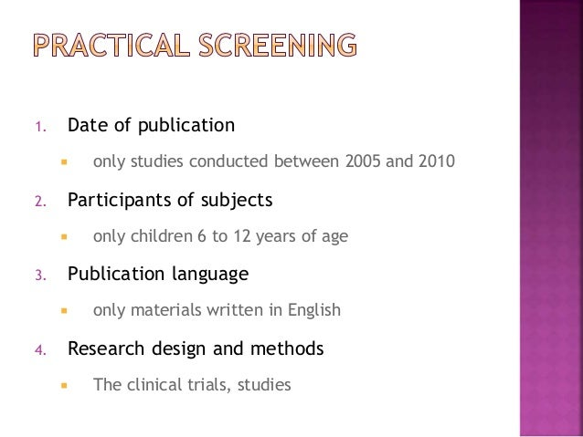 PubMed - Searching Medical Literature, Advanced Search.