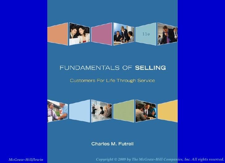 Chapter 2 --Customer Relationships