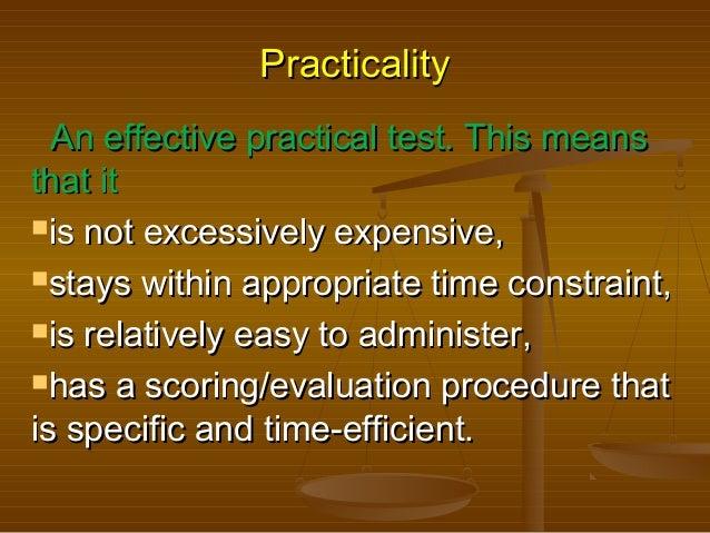Chapter 2(principles of language assessment) Slide 3