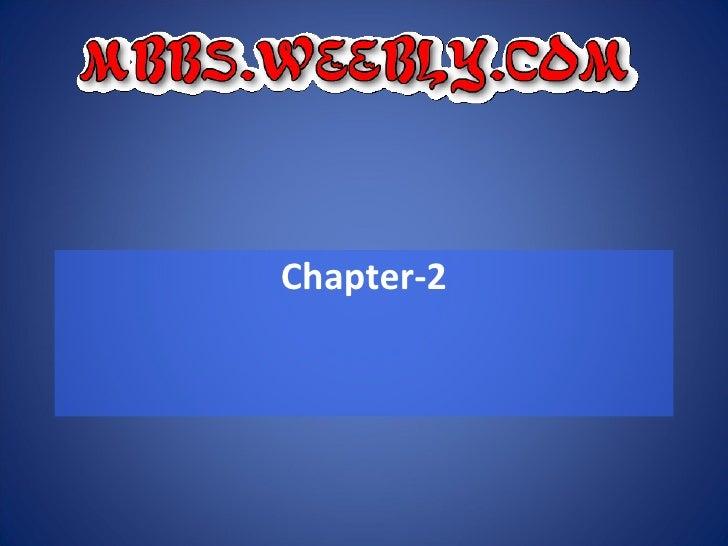 <ul><li>Chapter-2 </li></ul>