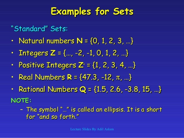 how to solve sets in mathematics