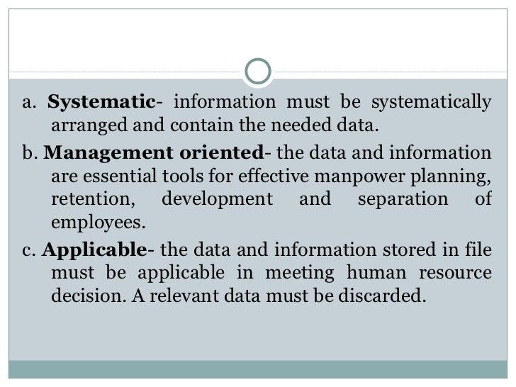 strategic human resource planning process pdf