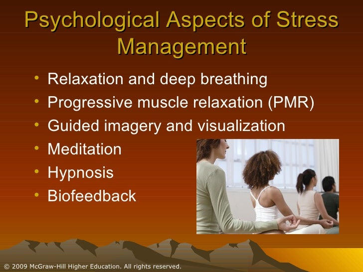 Pmr in Hypnosis