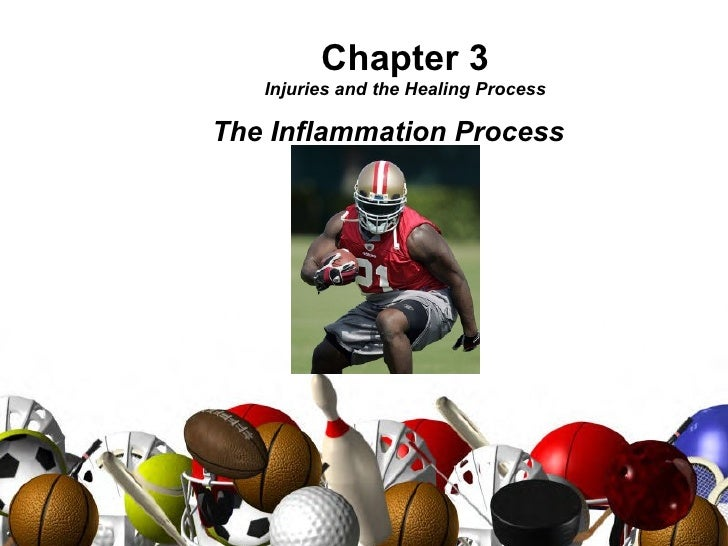 Chapter 3 Injuries and the Healing Process The Inflammation Process