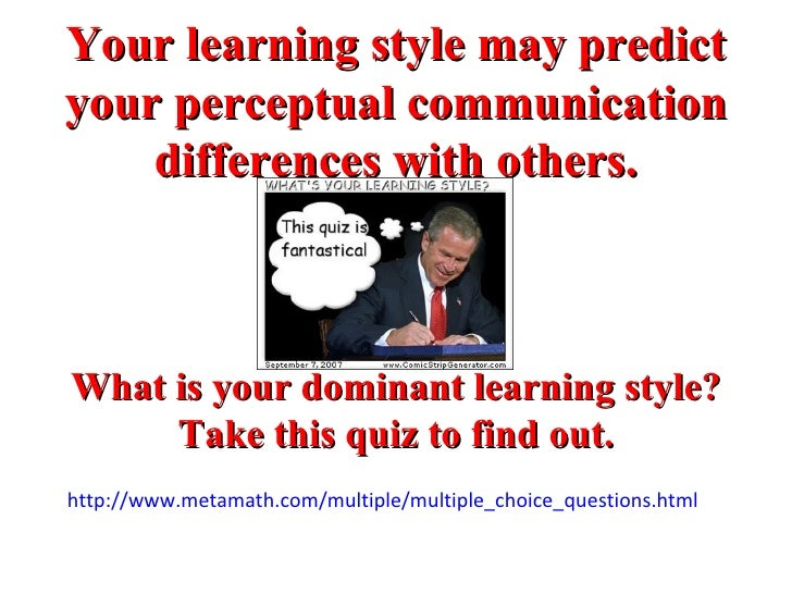 What is perception in interpersonal communication