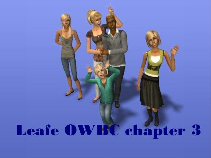 Leafe OWBC chapter 3