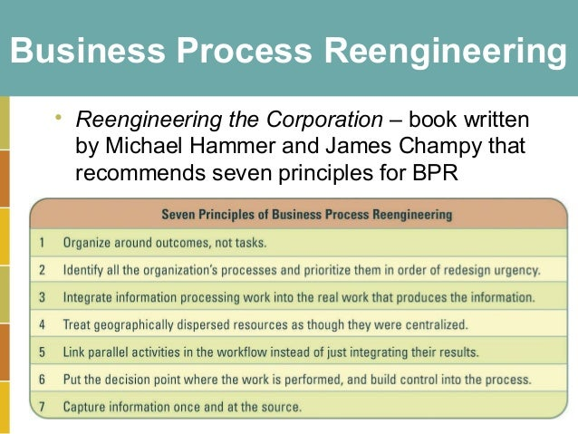 Insurance Claims Business Process Reengineering