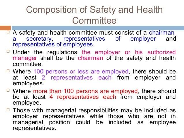Chapter 3 - OSHA Management