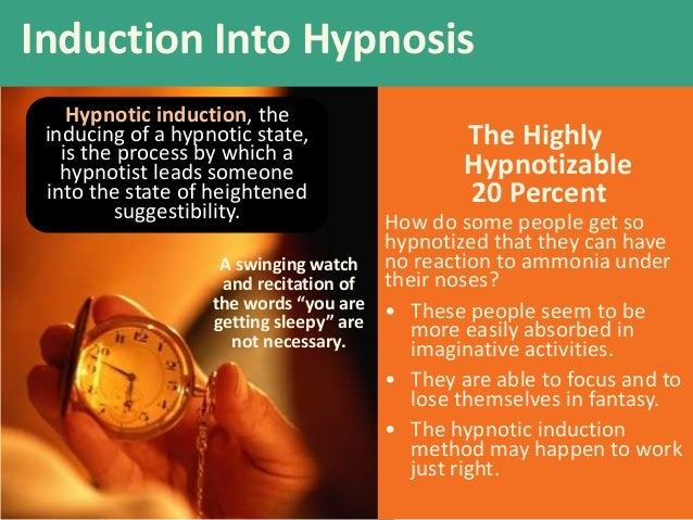 Hypnosis – What it Does and How it Works