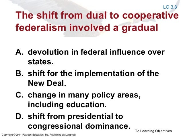 dual federalism essay Read this essay on what is federalism come browse our large digital warehouse of free sample essays get the knowledge you need.