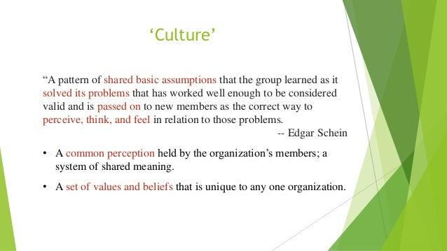 Organisational culture and change management Slide 2