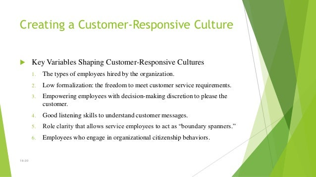 Organisational culture and change management Slide 30