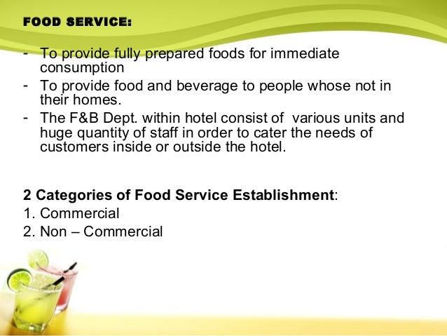 Chapter 3   food & bev Slide 2