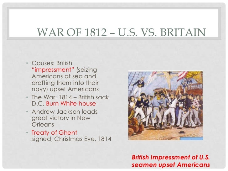 essay on the causes and results of the war of 1812 Here you can find war thesis writing help, world war  for your war of 1812 essay  through a thesis on war war is the result of violent.