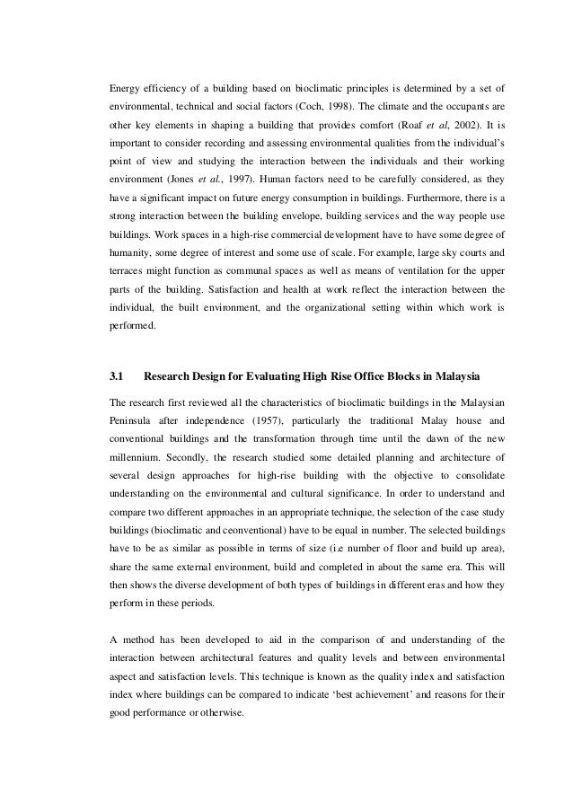 research design chapter 3 Chapter 3 survey research  in relation to the methods presented in the previous chapter,  if the research design is developed before the start of.