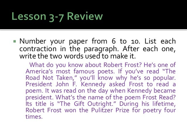 the use of a historical theme in robert frosts poem the gift outright