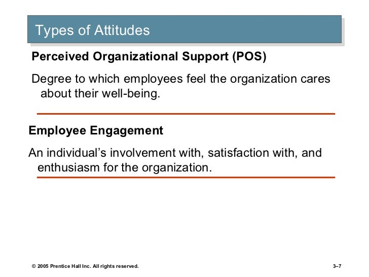 attitudes and job satisfaction chapter 3 Chapter 52 designing and implementing training programs summary 522 521objectives of trainingfigure 52-1 523 522 developing a comprehensive training.