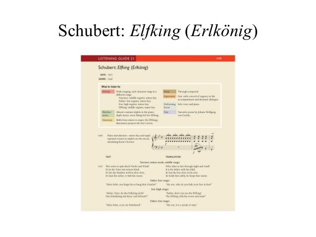 Chapter 33 Musical Reading: Schubert and the Early Romantic Lied
