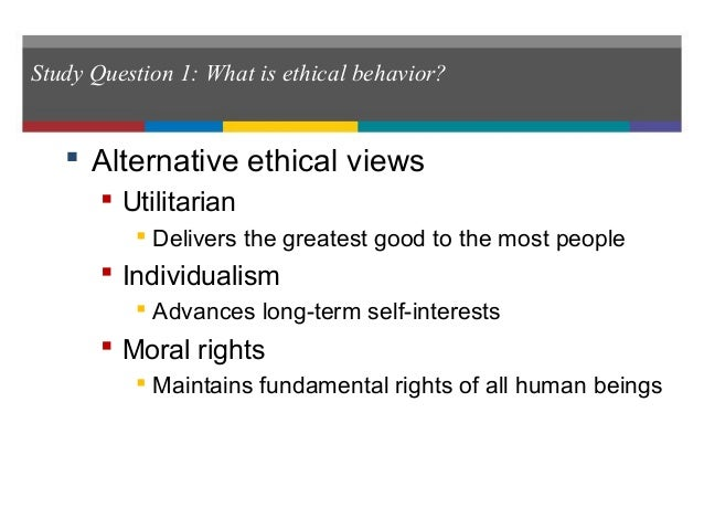 obligation ethics and ethical behavior essay The ethics advanced by such bodies clarify various procedures that any professional member may employ when making any ethical decision while still practicing or inline of duty professional bodies institute codes of conduct as a deliberate move in governing as well as controlling group member behavior as an attempt to safeguard ethical values .