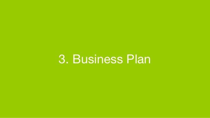 3. Business Plan