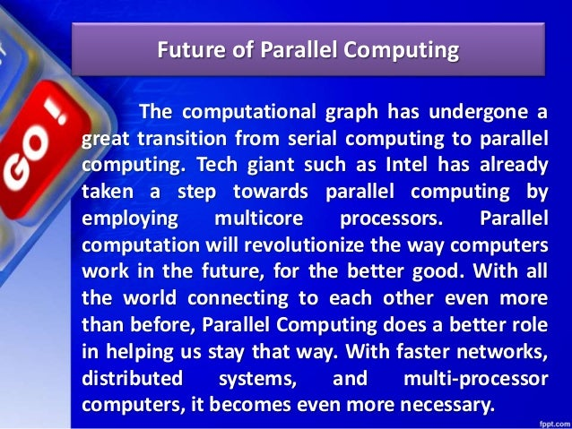 Chapter 3 cloud computing and intro parrallel computing