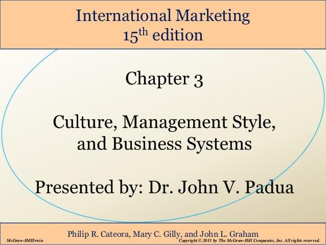 international management chapter 1 deresky Get this from a library international management : managing across borders and cultures [helen deresky.