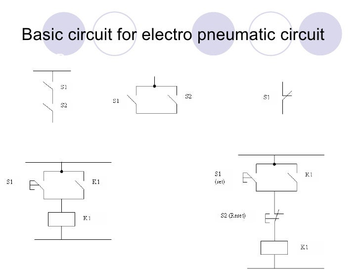 chapter 3 electro pneumatic updated 13 basic circuit for electro pneumatic
