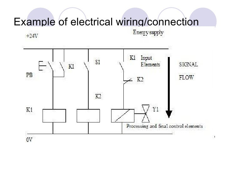 Electro Pneumatic Schematic Symbols Simple Electronic Circuits