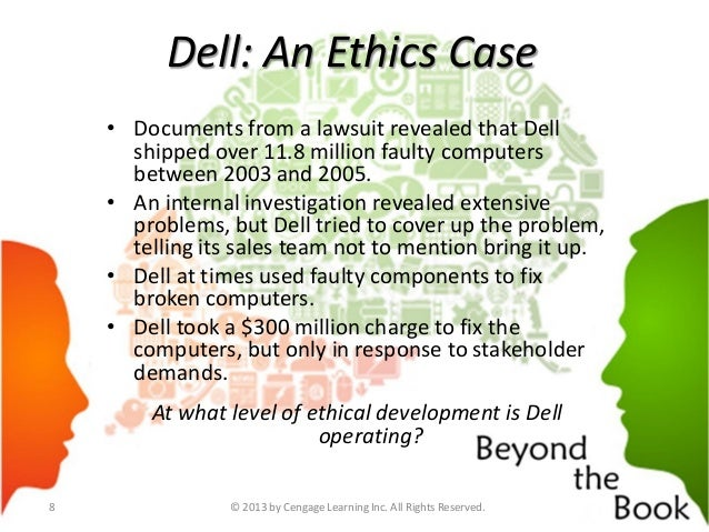 dell ethical practices