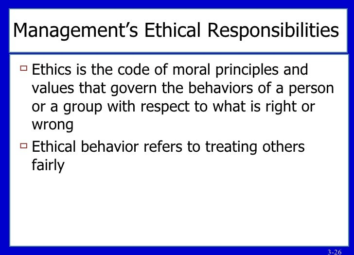 Chapter 3 Ethics First ppt