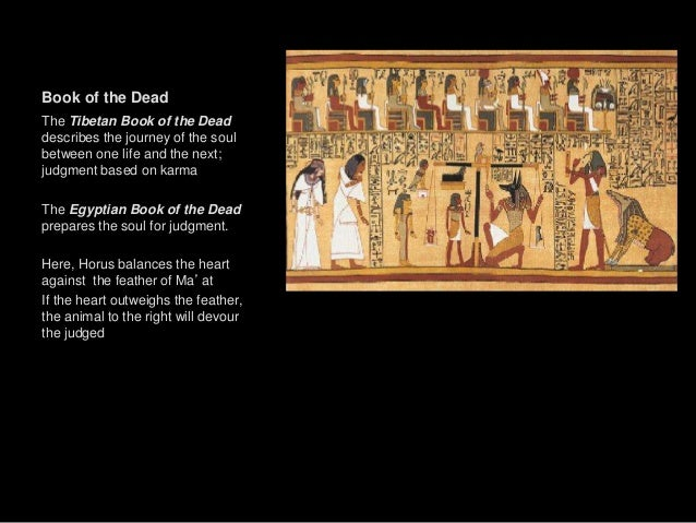 Purpose Of The Egyptian Book Of The Dead – Home Exsplore