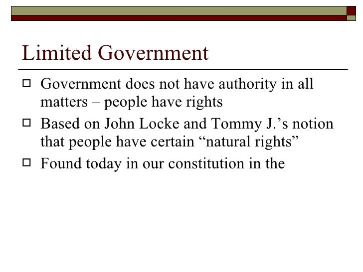 John Locke S Notion Of Natural Rights