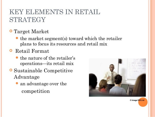 elements of retail mix It is believed that there is an optimal way of allocating budgets for the different elements within the promotional mix to achieve best marketing results, .