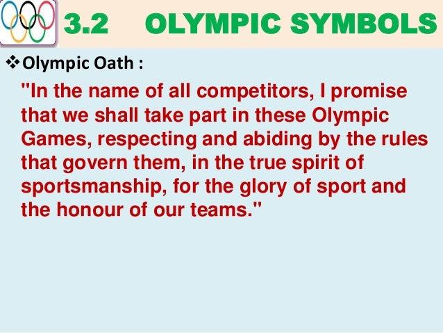 Summary glorifying athletes