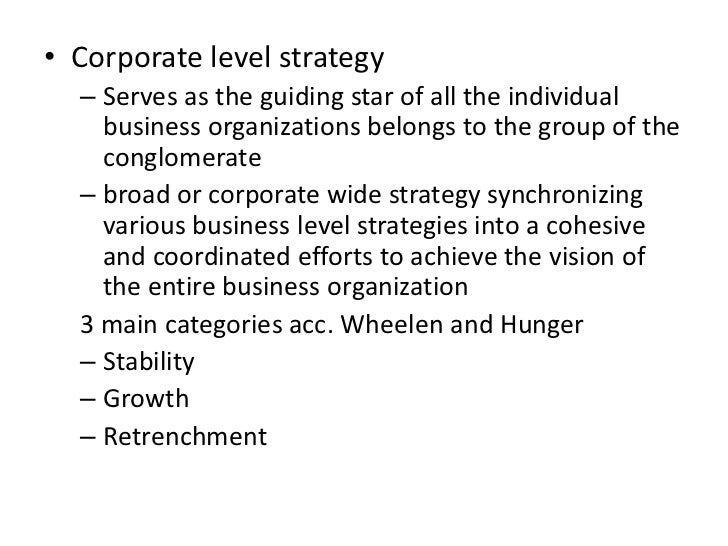corporate level strategy of kfc The official internet headquarters of kentucky fried chicken and its founder, colonel sanders.