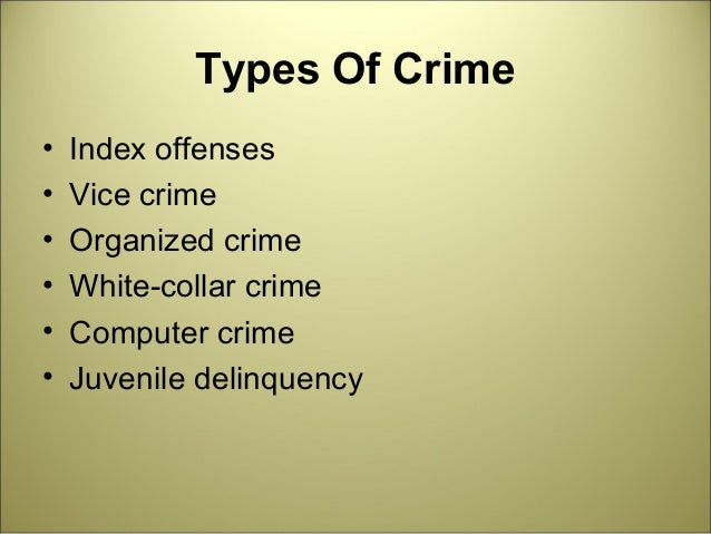 sociological perspective on white collar crime White collar crimes are committed by people of high social status and  respectability in the course of their occupations (edwin sutherland -1960) white  collar.