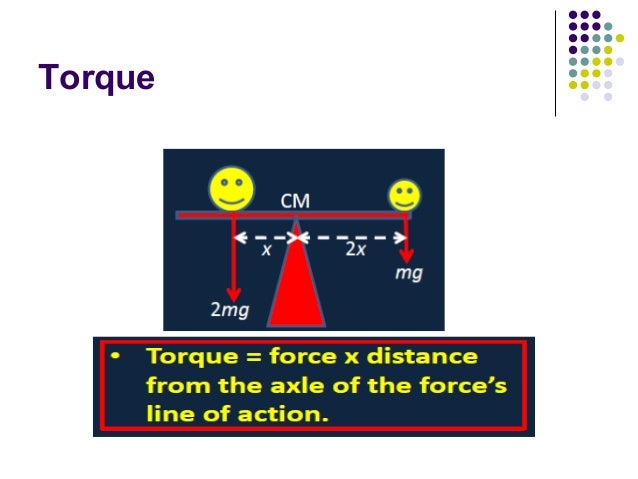 static equilibrium forces and torques Torque is known as the cross product between the distance vector and the force vector torque has to do with static torque and static equilibrium.