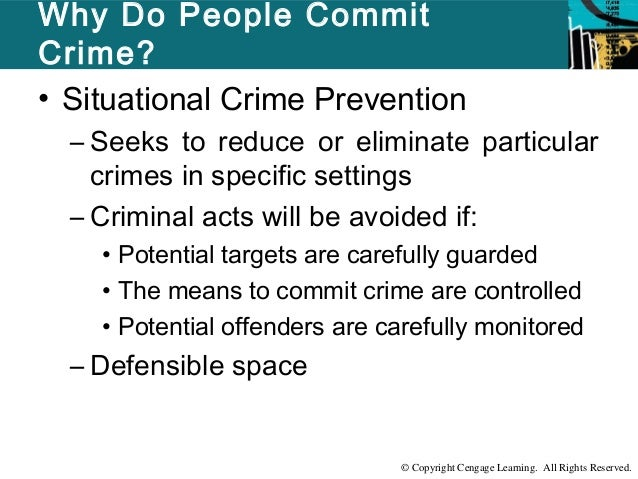 why do individuals commit crimes Using functionalism, conflict theory, and symbolic interactionism to think about crime.