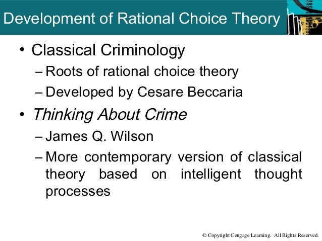 What Is The Difference Between Positivist And Classical Criminology