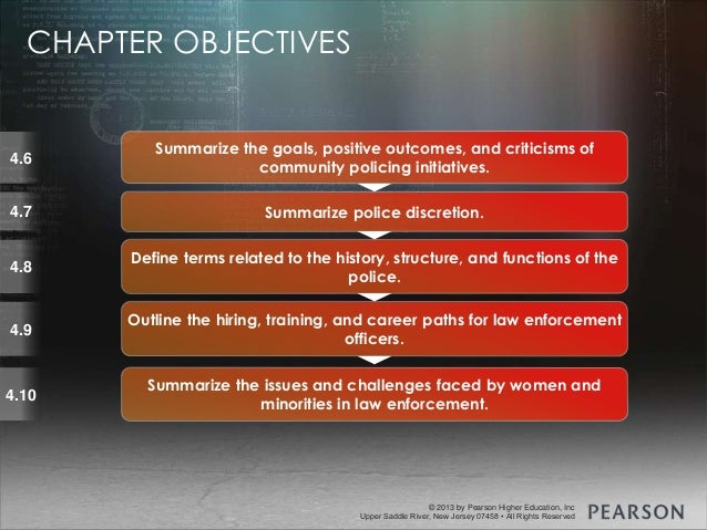 """five core operational strategies of law enforcement Forms the core of police practices in preventing and controlling crime   strategies that rely primarily on traditional law enforcement are low on this  in  our review of the standard model of policing, we identified five broad strate- gies  that  """"antifencing,"""" or property sting, operations, where police pose as  receivers of sto."""