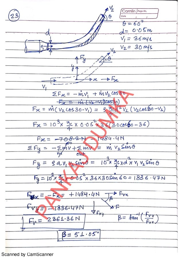 frank m white fluid mechanics 7th edition solution manual pdf