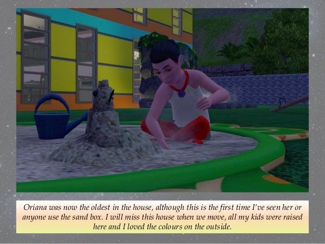 Rhode Tothestars: A Sims 3 OWBC, Chapter 4