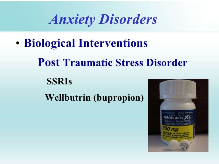 Buspar In Treating Anxiety