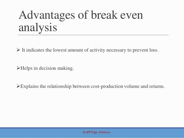 cost volume profit analysis cvp analysis View essay - week 4 cost volume profit analysis from acc 561 at university of phoenix cost-volume-profit (cvp)analysis week 4: cost-volume-profit analysis.